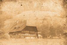 Free Old Farmhouse Stock Photo - 9759130