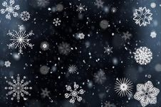 Free Fireworks, Sky, Event, Snowflake Stock Photography - 97502032