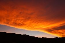 Free Sky, Afterglow, Red Sky At Morning, Dawn Royalty Free Stock Photo - 97522445