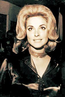 Free Sharon Tate,1964 Stock Photo - 97537500