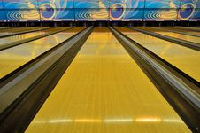Free Bowling Royalty Free Stock Photography - 97537547