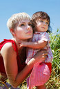 Free Loving Mother And Daughter Royalty Free Stock Photo - 9761795