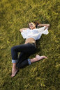 Free Beauty On The Grass Royalty Free Stock Image - 9763216