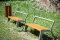Free Benches Stock Image - 9763371