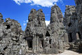 Free Bayon Temple Series 06 Stock Images - 9766504
