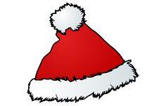 Free Santa S Hat Royalty Free Stock Photography - 9761407