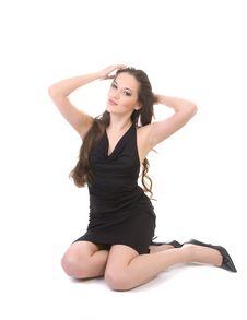 Free Beautiful  Model Stock Photography - 9761492