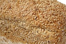 Free Bread On White. Royalty Free Stock Image - 9761626