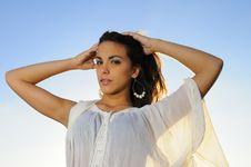 Free Fresh Teen Beauty Stock Photo - 9763230