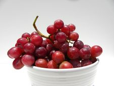 Free Grapes Stock Image - 9763861