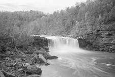 Free Cumberland Falls Stock Photos - 9764013