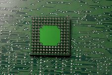 Free CPU Royalty Free Stock Image - 9764136