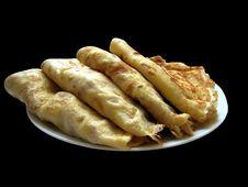 Free Pancakes Royalty Free Stock Image - 9764246