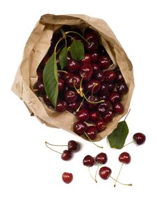 Free Cherry Stock Images - 9764454
