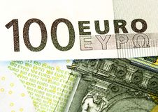 Free European Money Royalty Free Stock Photo - 9764495