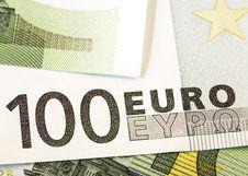 Free European Money Royalty Free Stock Photography - 9764587