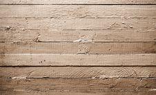 Sepia Plank Horizontal Royalty Free Stock Image