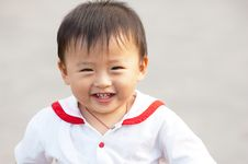 Free Happy Boy Royalty Free Stock Image - 9767856