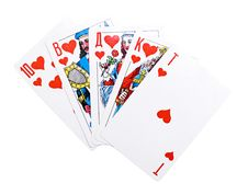 Free Playing Cards Stock Photography - 9768002
