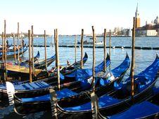 Free Venice Gondola Royalty Free Stock Photography - 9768657