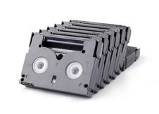 Free Video Tapes Stock Photos - 9768683