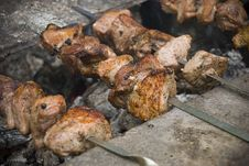 Free Shish Kebab Stock Photos - 9768773