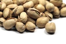 Free Pistachio Nuts Royalty Free Stock Photo - 9768855