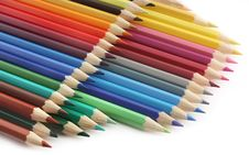 Free Color Pencils Stock Images - 9769784