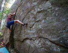 Free Bouldering-10 Stock Images - 97650314