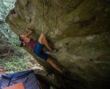 Free Bouldering-31 Stock Photos - 97650343
