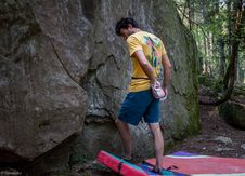Free Bouldering-4 Stock Photos - 97650423