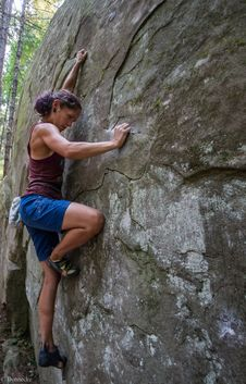 Free Bouldering-20 Stock Images - 97650464