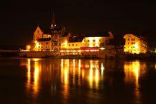 Free Reflection, Night, Landmark, City Royalty Free Stock Photography - 97662257