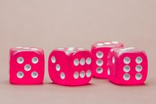 Free Pink, Dice Game, Dice, Magenta Royalty Free Stock Photo - 97662845