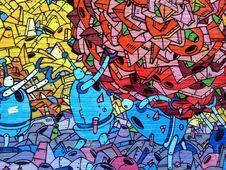 Free Art, Graffiti, Modern Art, Design Stock Photo - 97663380