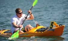Free Sea Kayak, Kayak, Boat, Water Transportation Stock Photos - 97663543