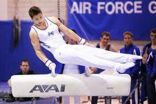Free Blue, Sports, Sport Venue, Gymnastics Stock Photos - 97670513