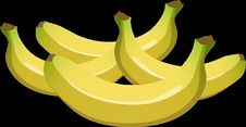 Free Yellow, Banana Family, Banana, Fruit Royalty Free Stock Images - 97670879