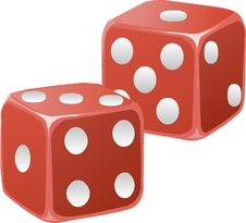 Free Red, Dice, Dice Game, Product Royalty Free Stock Photography - 97671197