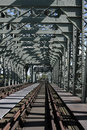 Free Into The Bridge Royalty Free Stock Photo - 9771055