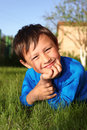 Free Little Boy Stock Image - 9779221