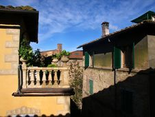 Free Siena Terrace Stock Photos - 9770853
