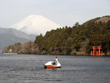 Free Mount Fuji In Japan Royalty Free Stock Images - 9771379