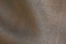 Free Leather Texture Royalty Free Stock Images - 9771879