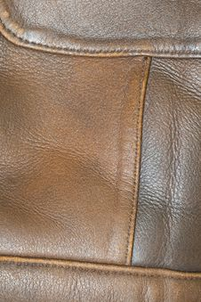 Free Leather Texture Stock Images - 9771884