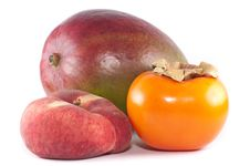 Free Tropical Fruits Stock Photography - 9774352