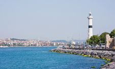 Free Lighthouse In Istanbul Royalty Free Stock Images - 9776509
