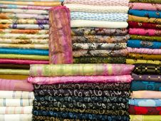 Free Arabic Towels Royalty Free Stock Photos - 9776688