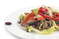 Free Spring S Salad Stock Photos - 9777113