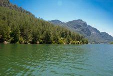 Free Mountains Lake Royalty Free Stock Images - 9777249